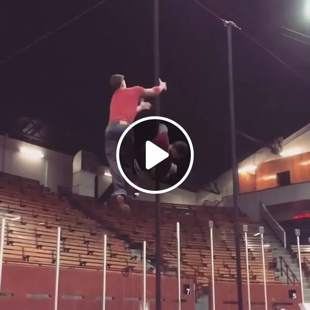 Two man acrobatic performance that will blow your mind