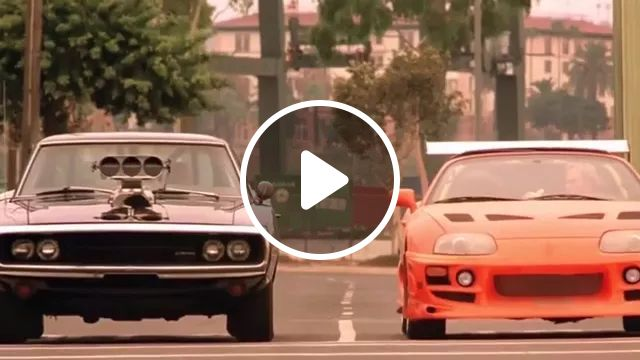 Sports cars on American streets