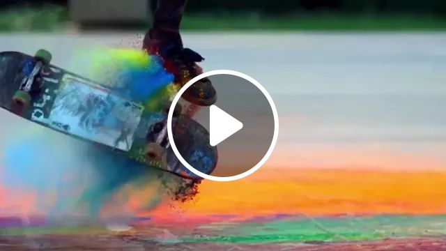 Skateboard vs Color