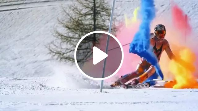 Travel And Skiing In US - Video & GIFs   Winter snow, skiing, sports equipment, American travel