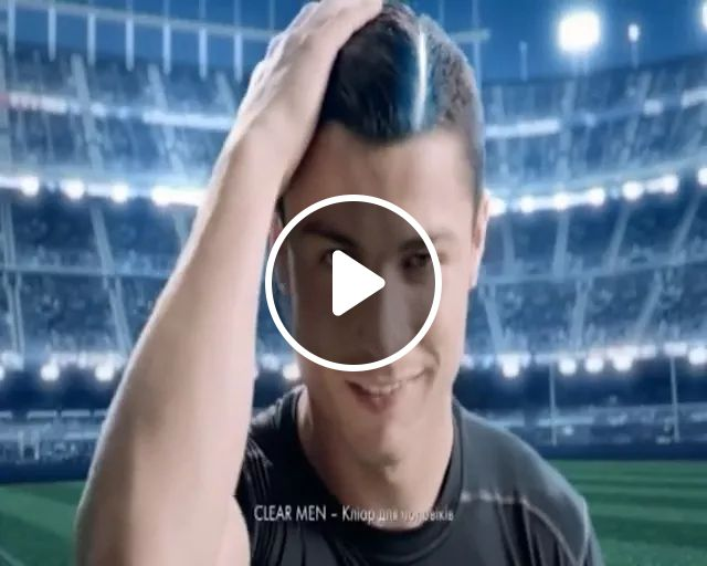 CR7's Fashion Hair - Video & GIFs | fashion hair, men's fashion clothes, football players