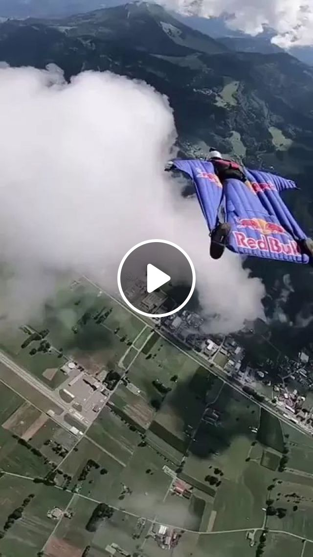 Possibly Best Wingsuit Flying Ever Captured On Video - Video & GIFs | possibly, best, wingsuit flying, captured, video, camera, in the air, nature, Europe travel