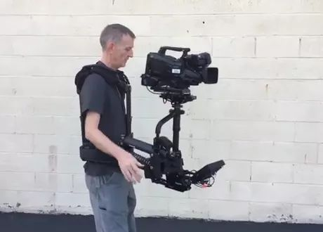 Balance technology for camcorders