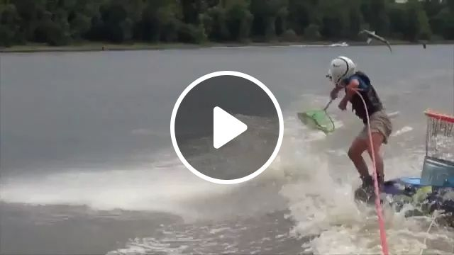 There Are Many Fish On The River - Video & GIFs | fishing gear, tourist boats, talented men