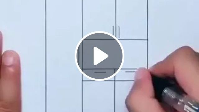 Interior Design, Steady Hands Gives Perfect Drawing - Video & GIFs | interior design, drawing tools, perfect drawing, satisfaction