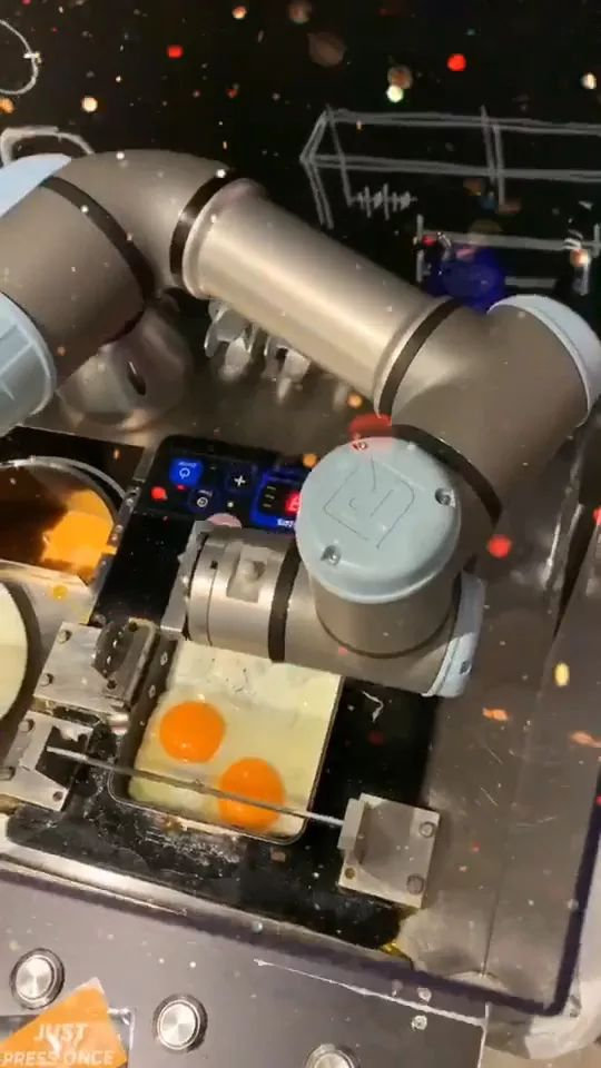 Application of AI technology in automatic cookers