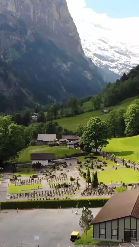 Grindelwald is one of most beautiful villages - Video & GIFs | grindelwald travel,beautiful villages,switzerland travel