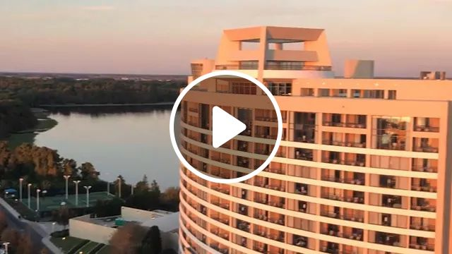 America travel, A 360 from atop the Contemporary Hotel. Dec. 5th.Florida