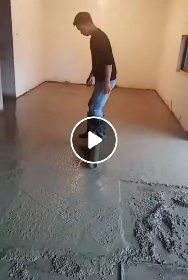 Workers Are Very Smart In Construction - Video & GIFs | Workers, creative, technology, smart, construction works