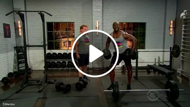 Gym Is Good For Health And Stress Relief - Video & GIFs | gym, good for health, stress relief, sports equipment