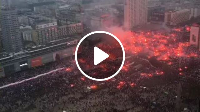 Violence In Poland - Video & GIFs   violence