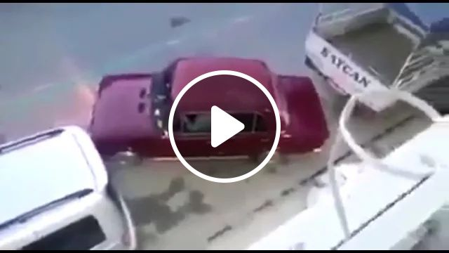 How to park in a difficult position