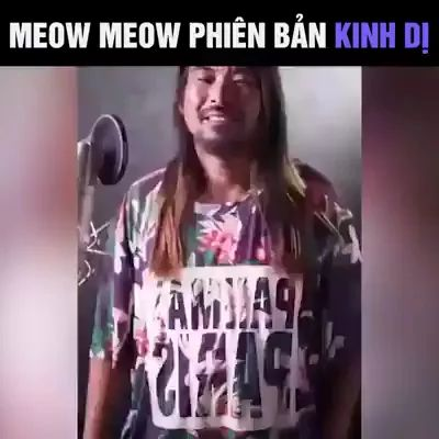 In recording room, a man sings a song about cats - Video & GIFs | recording studio, men, fashionable clothes, singing songs, about cats, china