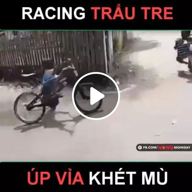 Kids Riding Bicycles On The Street - Video & GIFs | kids, children's fashion, bicycles, street