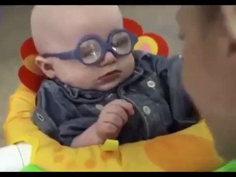 Baby Sees Her Mom for First Time