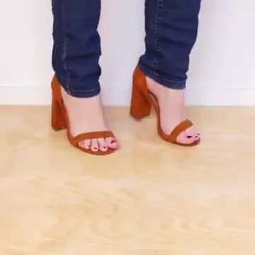 Fashion high heels, and inventions - Video & GIFs | Fashion high heels, inventions, satisfaction, convenience