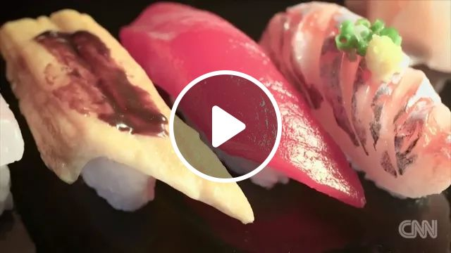 Japanese food is very fresh and delicious