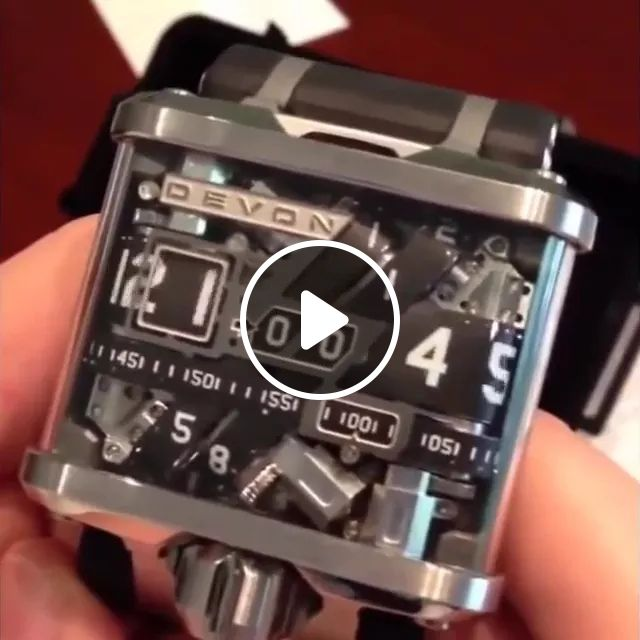 How a mechanical watch works, watches, luxury watches, construction, mechanical