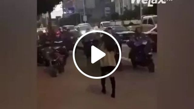 He Bought Accident Insurance - Video & GIFs   Smart man, buy accident insurance, transport, sports motorcycles