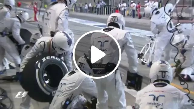 Two Seconds And Twenty Seven Percent To Replace Racing Parts - Video & GIFs   wheels, race tracks, teams, car repair, racing parts
