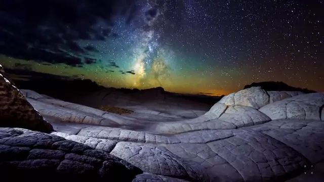 night sky and twinkling stars are wonderful - Video & GIFs | night sky, stars, sparkling, wonderful, nature