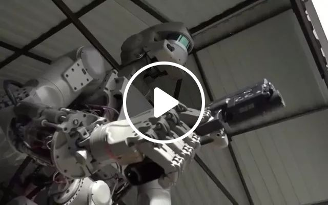 Automatic robot is very smart