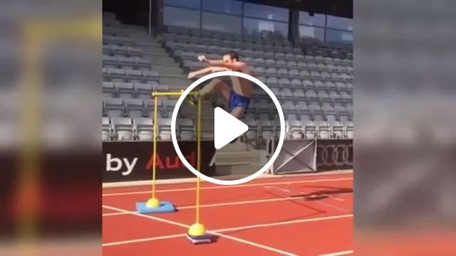 Athletes jumping high obstacles, Athletes, sports clothes, sports shoes, high jumps, obstacles