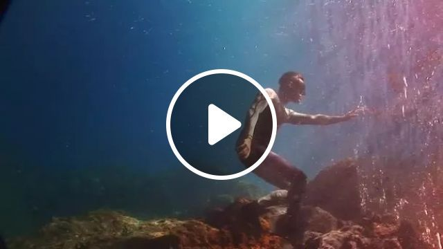 To Go To Another World, sea, nature, diving, France travel