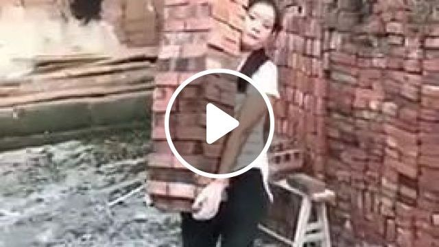 This Girl Strength Is Impressive - Video & GIFs | girl, strength, impressive , performance