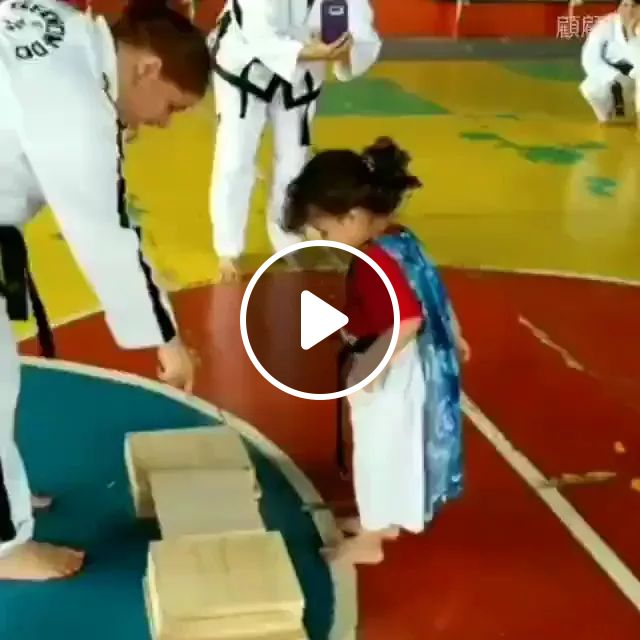 Karate Martial Arts Training - Video & GIFs | Cute baby, sports clothes, martial arts