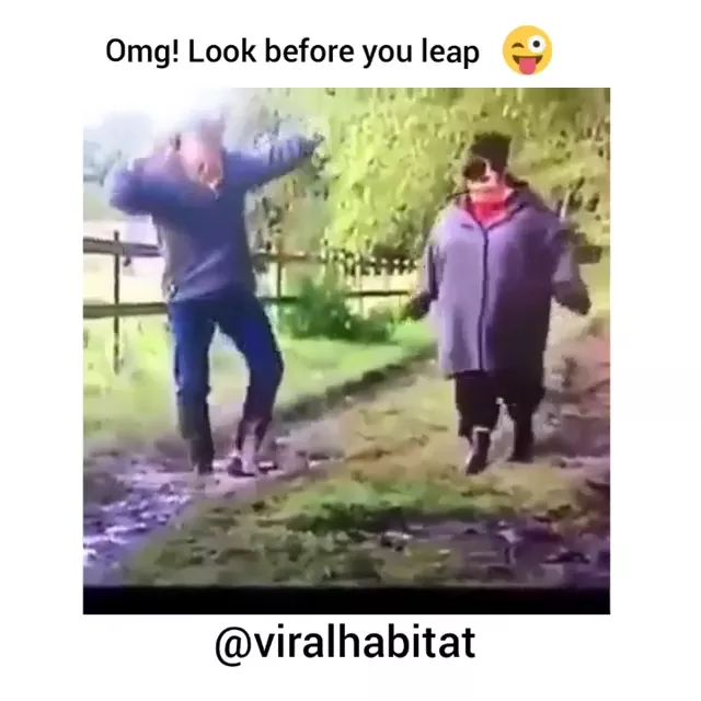 OMG! look before you leap