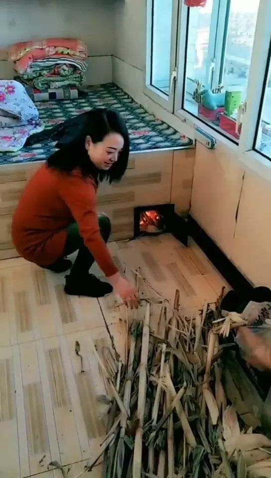 Heating technology in winter - Video & GIFs | Heating technology, cold winter, luxury apartments, smart girls