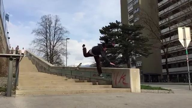 Skateboarding is a very difficult sport