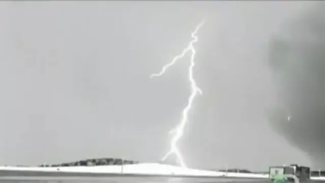 Camera recording lightning in sky - Video & GIFs | camera recording, lightning in the sky, scientific research, electric energy