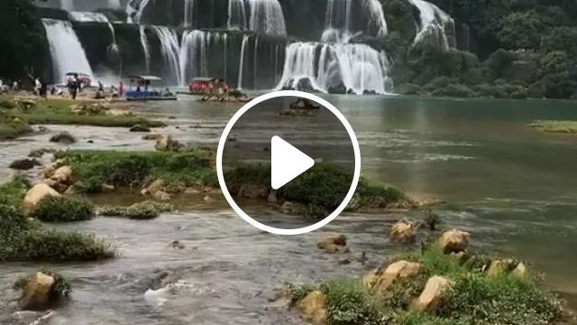 Mountain Tourism In Cao Bang Vietnam - Video & GIFs | mountain tourism, cao bang, vietnam travel, beautiful scenery