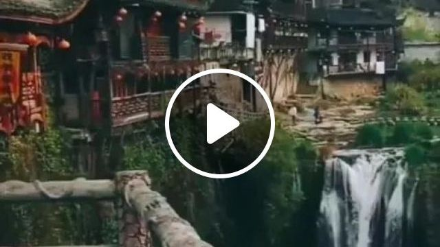 Travel China With Beautiful Scenes - Video & GIFs | china travel, beautiful scenes, peaceful scenes