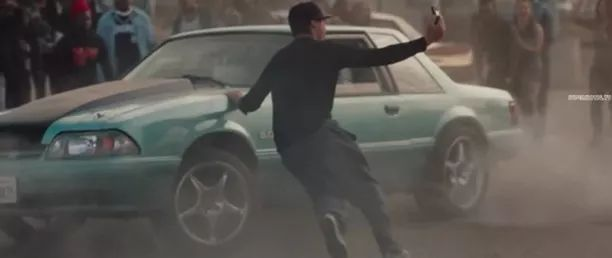 a man using a smartphone took a selfie photo of a car drifting on the road - Video & GIFs   man, using a smartphone, took a selfie photo,luxu ry car, drifting,road