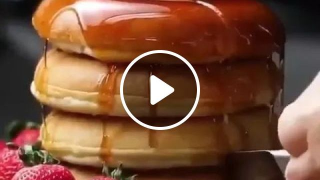 Cakes Look Very Delicious And Beautiful - Video & GIFs | simple, cake, delicious, baking tools