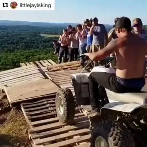 An ATV (All-Terrain Vehicle) or quad bike are vehicles which are used for off-road travel