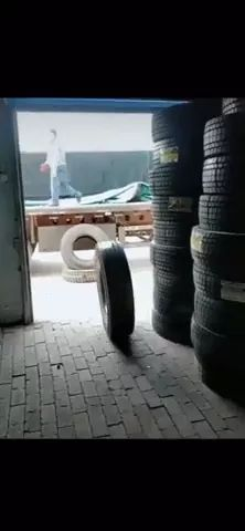 workers move wheels very smart