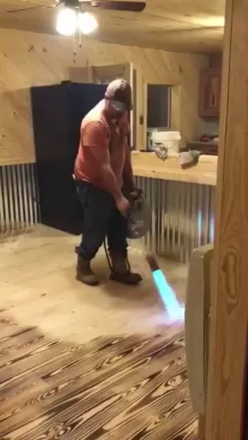 a man installs luxurious wood for living room - Video & GIFs | man,male fashion,installation,luxury wood,living room,living room furniture