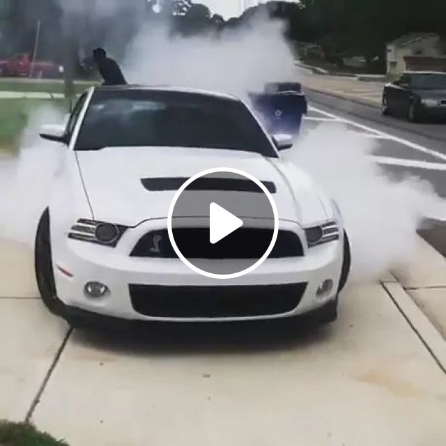 Car With Good Wheels - Video & GIFs | ford mustang, car parts, luxury cars, wheels, luxury vehicles