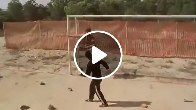 Football Combined Martial Arts And Acrobatics - Video & GIFs   football, match, martial arts, acrobatics, sports, sportswear