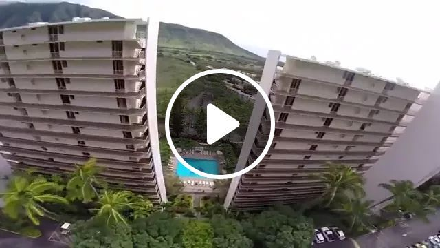 Parachute On High-rise Hotel Buildings - Video & GIFs   skydiving, extreme sports, high-rise hotel buildings